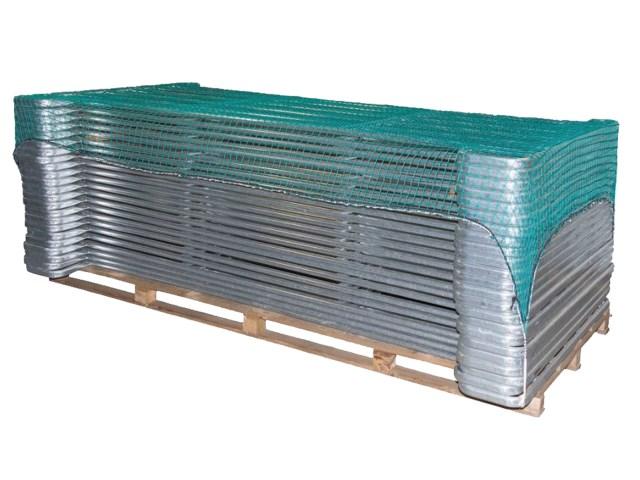 Abdecknetz 2,5 x 3m 30mm Maschenw.//1,8mm Material